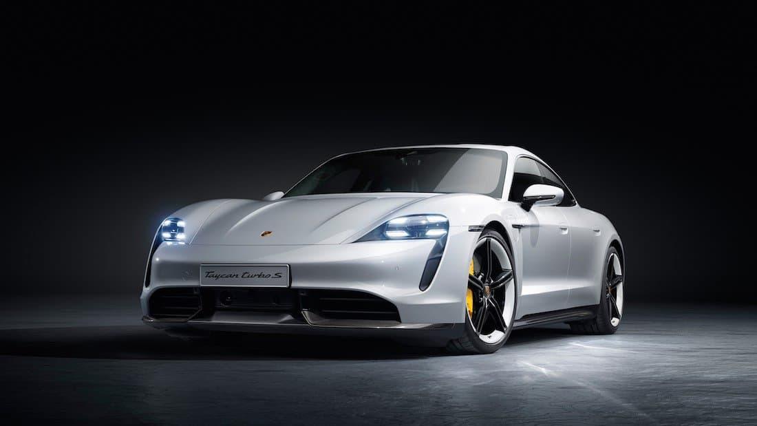 Porsche Taycan Turbo S: Uno de los 7 autos eléctricos más rápidos del mundo.