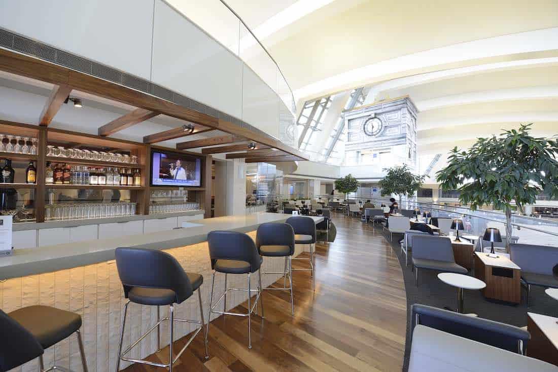Star Alliance Lounge Los Angeles en LAX
