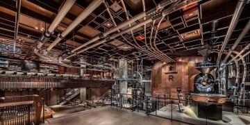 Starbucks Roastery en Nueva York, será el más grande del mundo