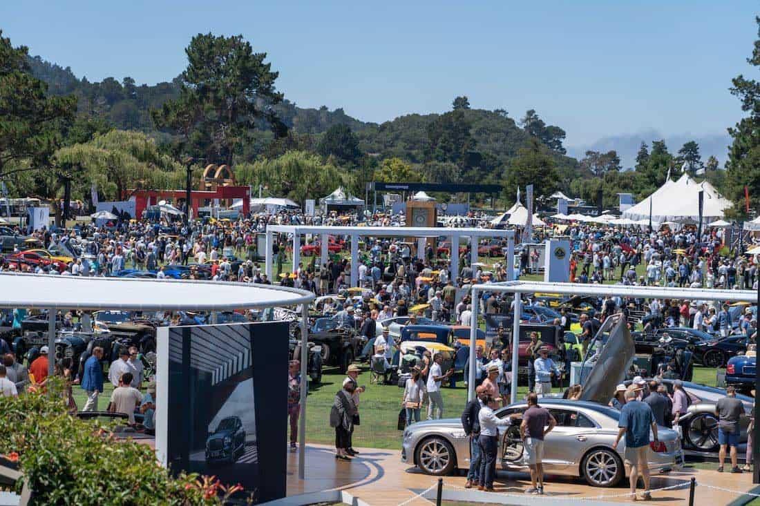 The Peninsula Hotels celebró The Quail, A Motorsports Gathering