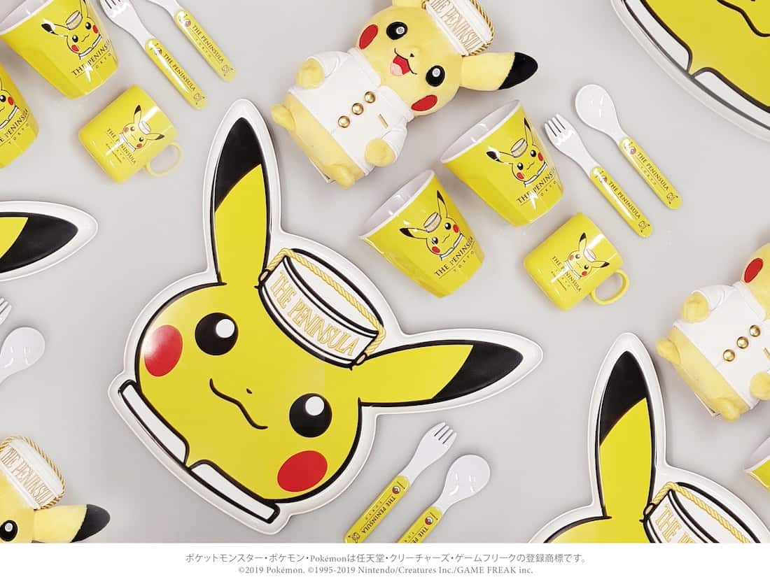 The Peninsula Tokyo anuncia una exclusiva amenidad de Pokémon para niños