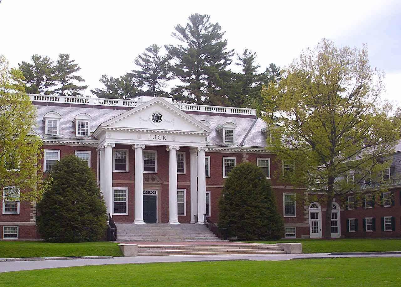 Escuela de negocios Tuck