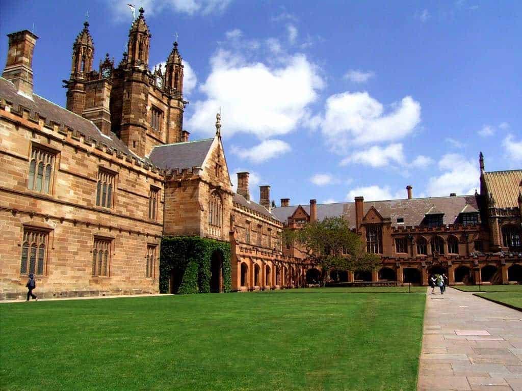 Universidad de Sídney