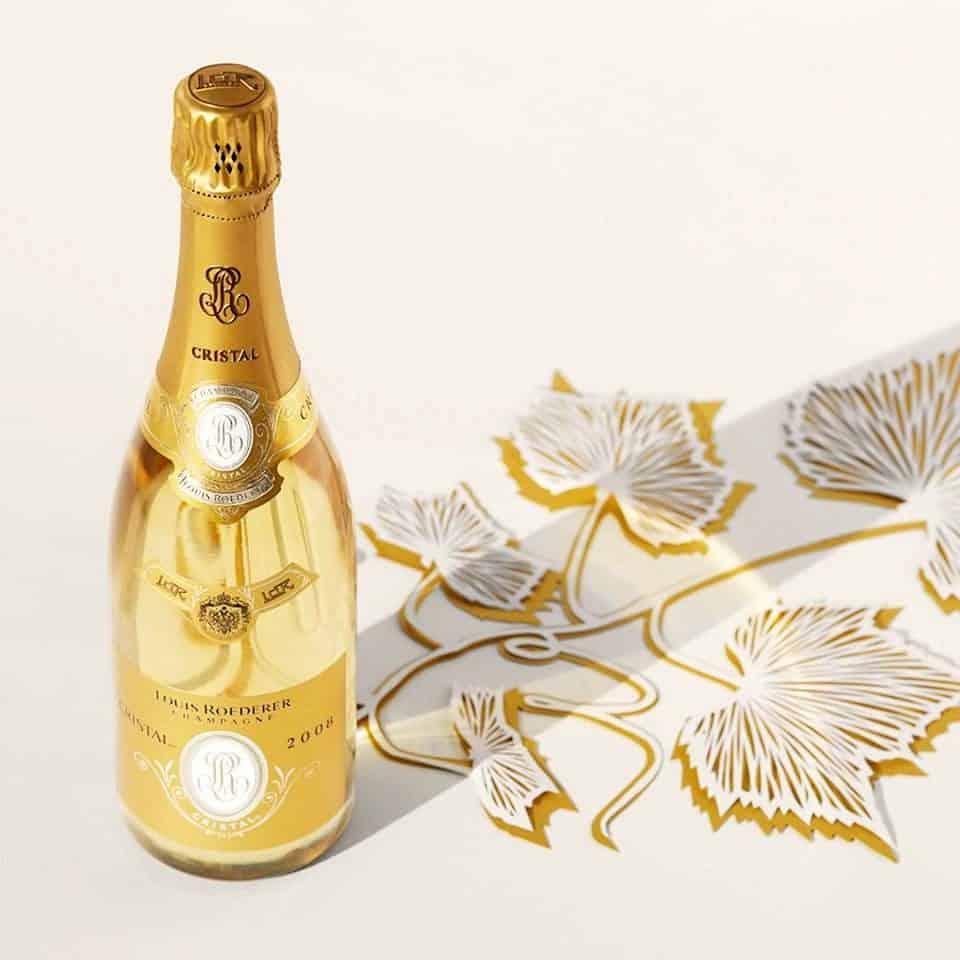 Multimillonario saudita pagó la exuberante suma de $136.000 por exclusivo champán