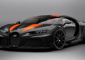 Bugatti Chiron Super Sport 300+, un superdeportivo de $5,19 millones