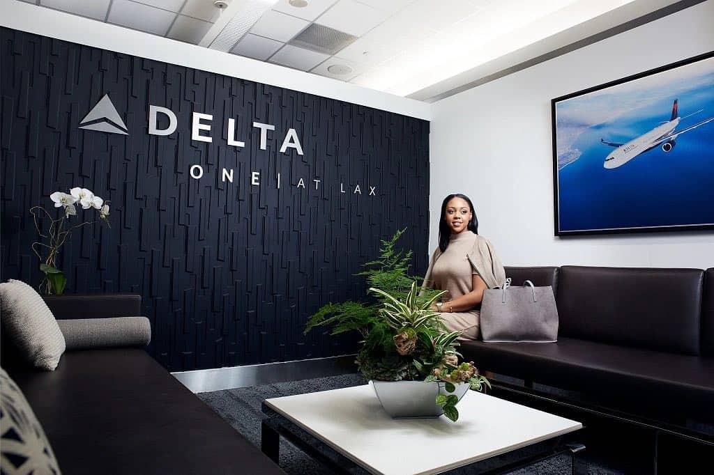 Delta ONE en LAX