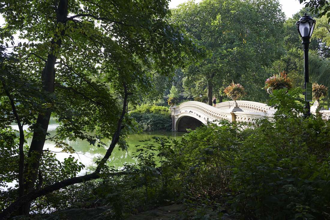 Parque Centra, Nueva York