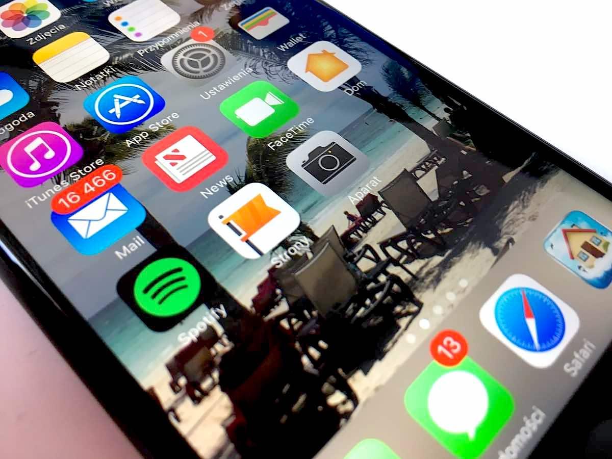 Smartphone iPhone 7