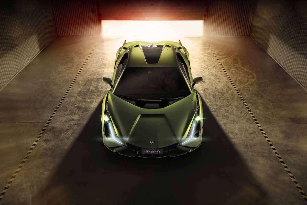 Lamborghini Sián, el primer híbrido y más potente superdeportivo de la marca