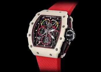 Reloj RM 50-04 Tourbillon Split-Seconds Chronograph