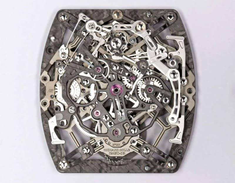 Relojero suizo Richard Mille