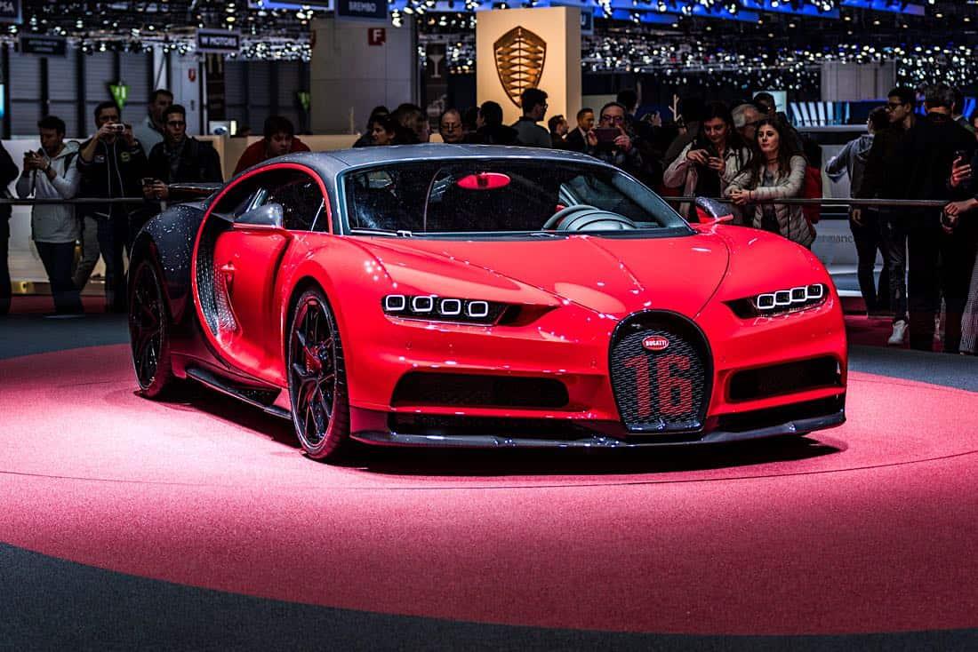 Los superdeportivos más rápidos del mundo | TOP 12
