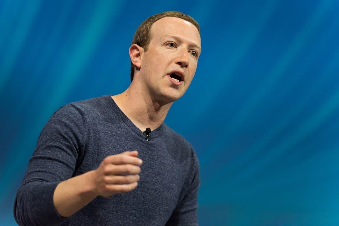 Mark Zuckerberg: Multimillonarios que aumentaron sus riquezas en más del 50% desde e Covid-19.