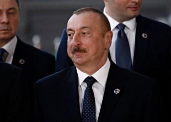 Ilham Aliyev, presidente de Azerbaiyán