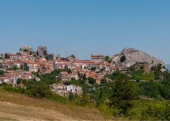 Pietrabbondante, en la región italiana de Molise.