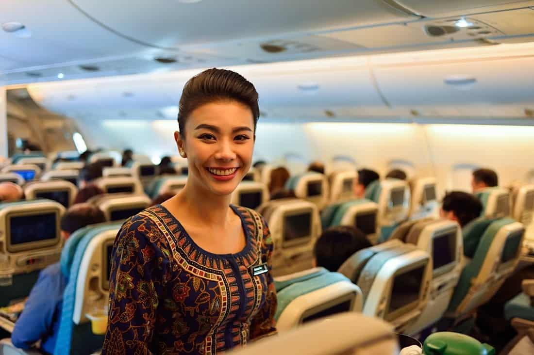 Como sobrevivir los vuelos de larga distancia | Singapore Airlines