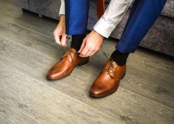 Exclusivos zapatos para hombres