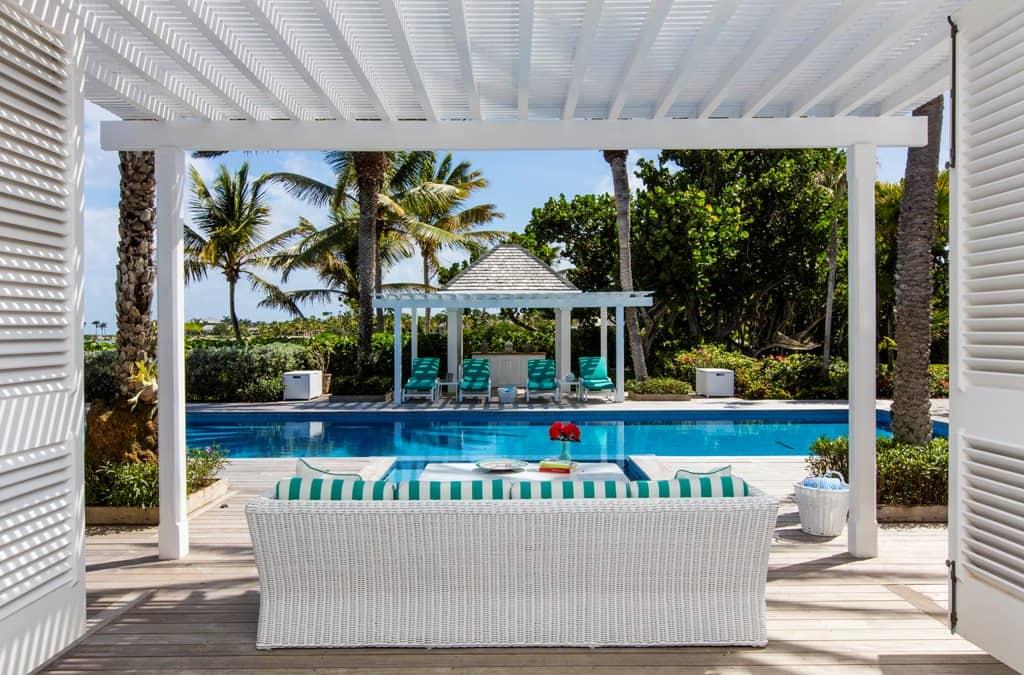 Bananaquit: Paradisíaca villa de lujo ubicada en la isla privada Jumby Bay, Antigua