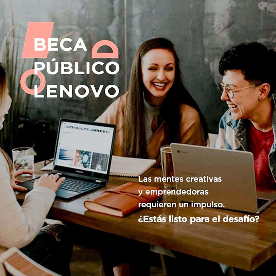 Beca PÚBLICO-Lenovo extiende su periodo de inscripción