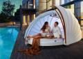 CocoOne Lounge: Este ultra lujoso Oasis de relajación lo puedes controlar con tu iPad
