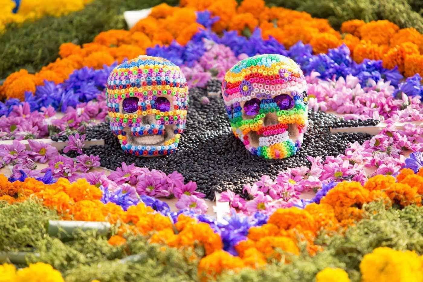Día de Muertos en Los Ángeles