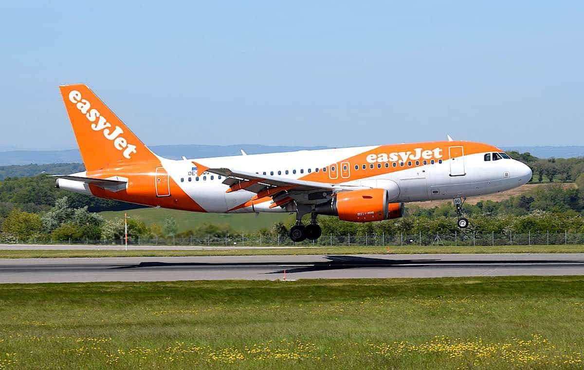 EasyJet: Unas de las aerolíneas más grandes del mundo