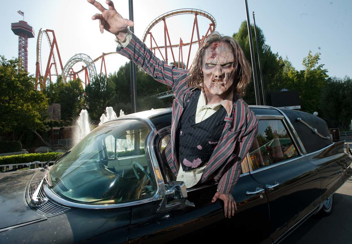 Fright Fest. Foto cortesía de Six Flags Magic Mountain