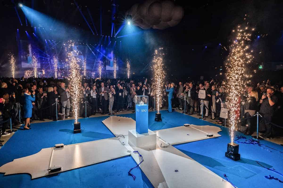 La aerolínea KLM celebra 100 años de historia