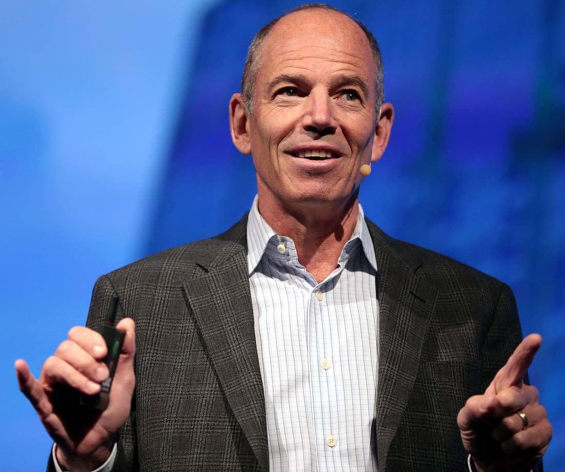 Marc Randolph, cofundador y primer CEO de Netflix.