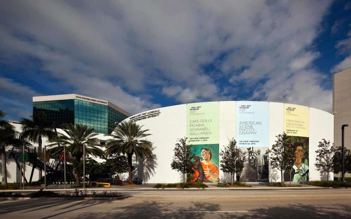 Museo de Arte NSU Fort Lauderdale