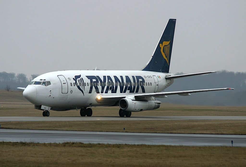 Ryanair: Unas de las aerolíneas más grandes del mundo