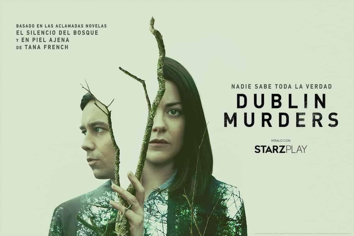 STARZPLAY anuncia la fecha de estreno de la serie original, Dublin Murders