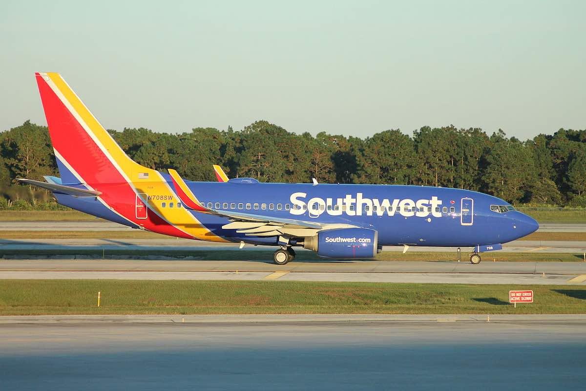 Southwest Airlines: Unas de las aerolíneas más grandes del mundo
