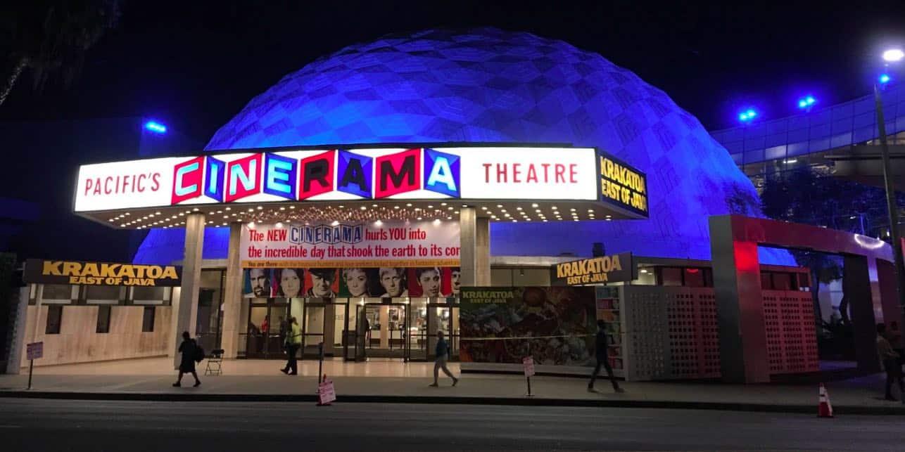 The Cinerama Dome