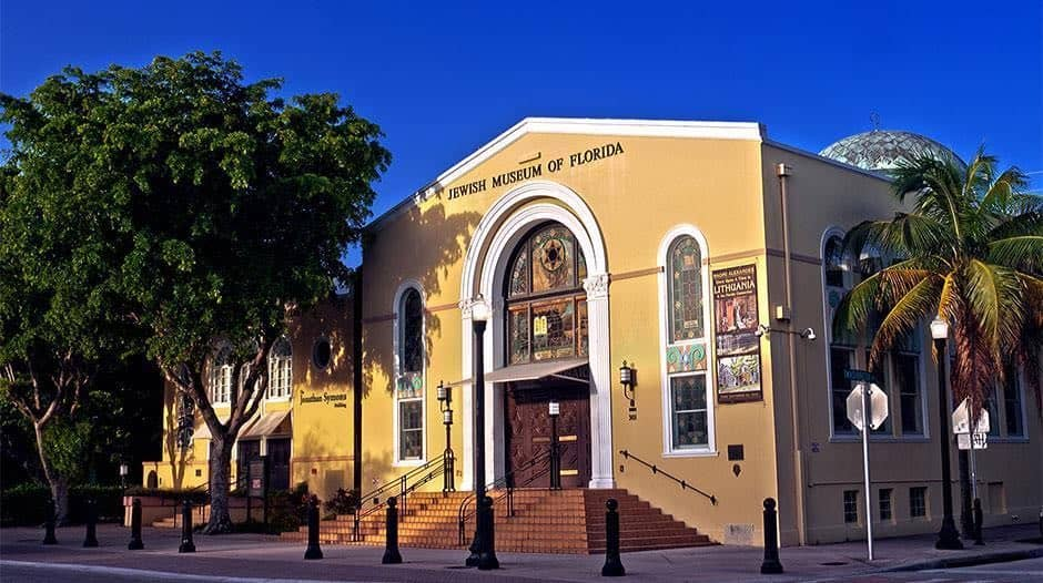Museo Judío de Florida–FIU | Bal Harbour Village, promotor del arte contemporáneo
