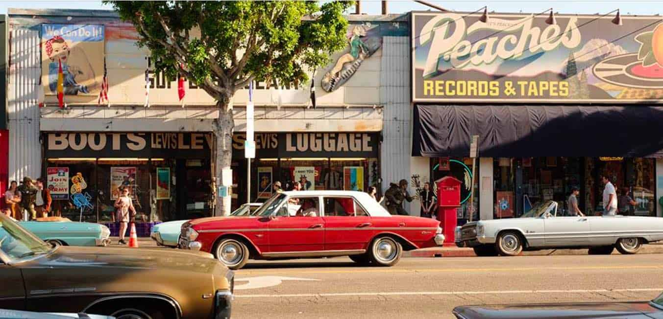 'Once Upon a Tour...': Adéntrate en el mundo de Tarantino con este recorrido por Los Ángeles