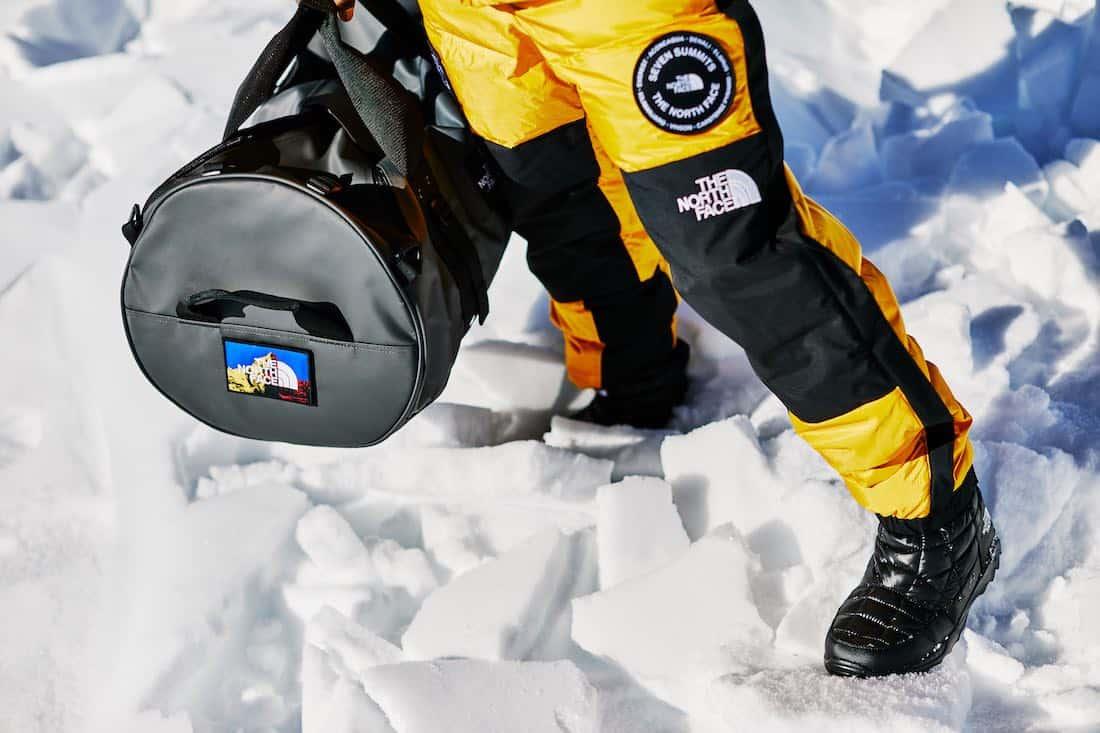 La marca presenta su nueva colección Seven Summits.