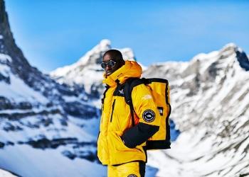 The North Face se inspira en la conquista de las cumbres más altas