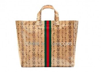 Bolso de Comme des Garçons y Gucci
