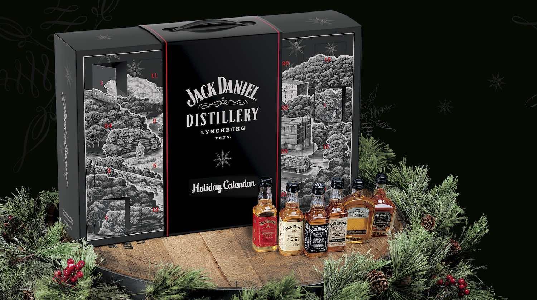 El calendario de Jack Daniel's ya está disponible en México