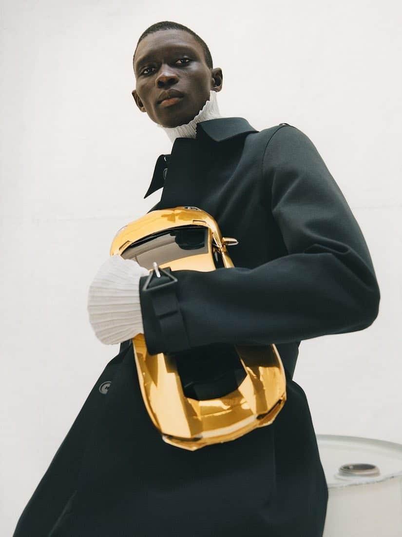 """La campaña de Bottega Veneta """"Otoño 2019"""" captura una nueva visión del lujo moderno sin complejos"""
