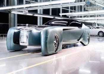 El Autonomous EV regresa a Inglaterra después de viajar por el mundo durante los últimos tres años