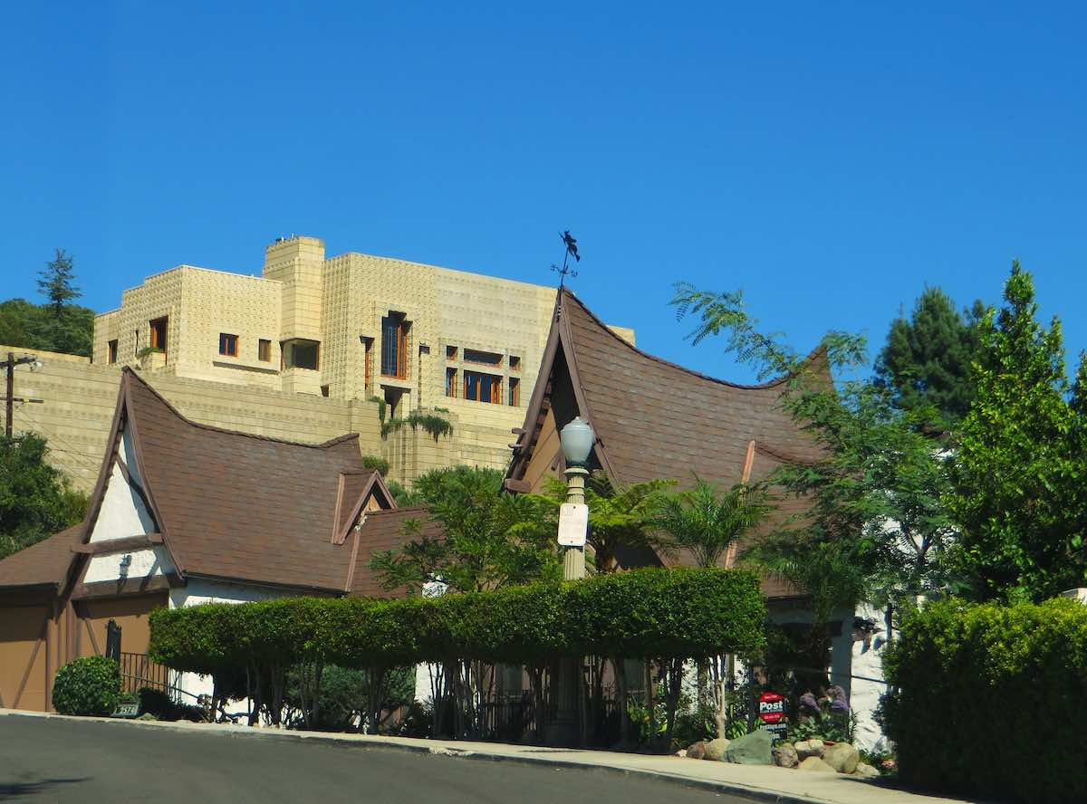 Ennis House, la icónica casa de Frank Lloyd Wright se vende por $18 millones