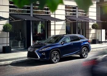 El nuevo Lexus RX del 2020: Maximalist