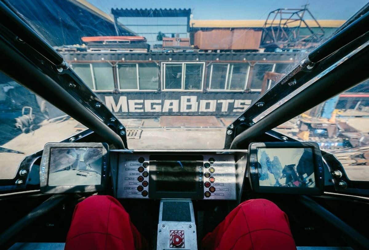 Eagle Prime, fue la joya de la flota de MegaBots Inc.