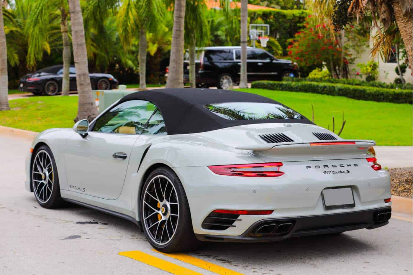 Porsche Turbo 911 S