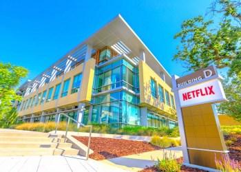 Sede principal de Netflix en Silicon Valley, California