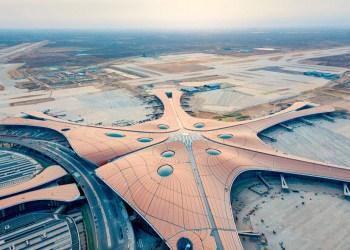 Aeropuerto Internacional Daxing en Beijing