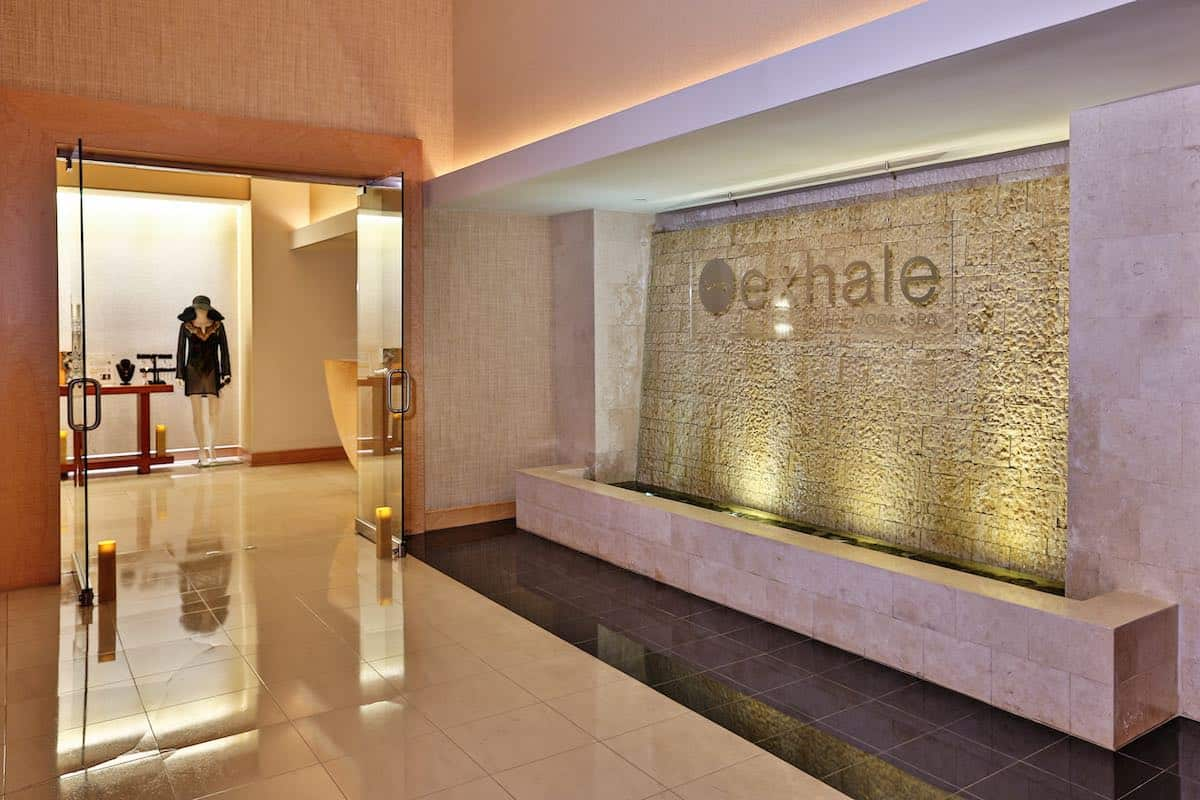 Exhale Spa en Ritz-Carlton Bal Harbour
