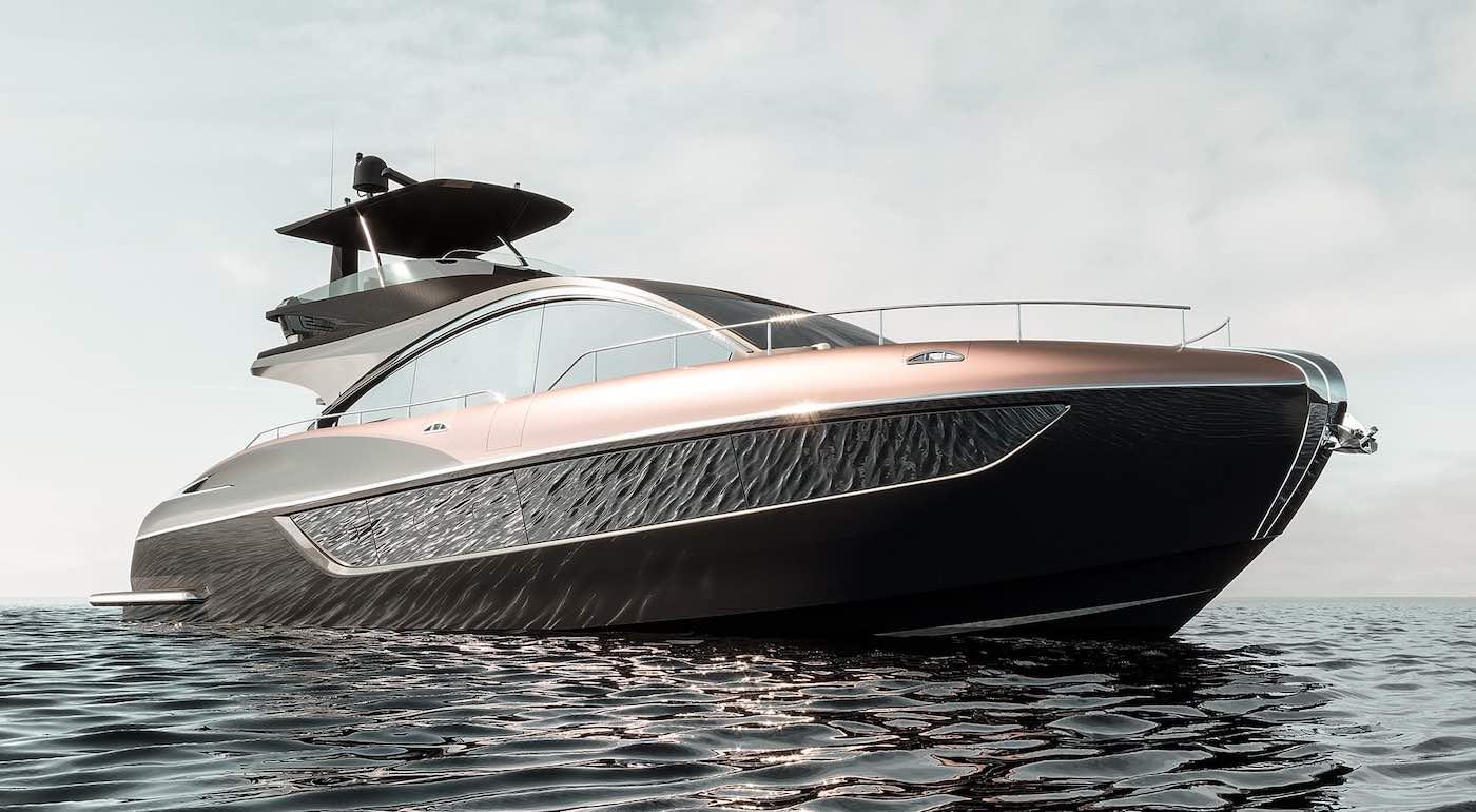 Marquis Yachts anuncia el precio oficial del yate Lexus LY 650